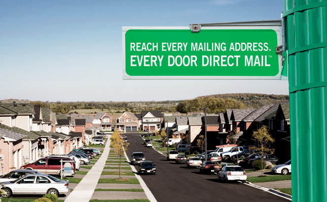 Every Door Direct Mail for Funeral Homes